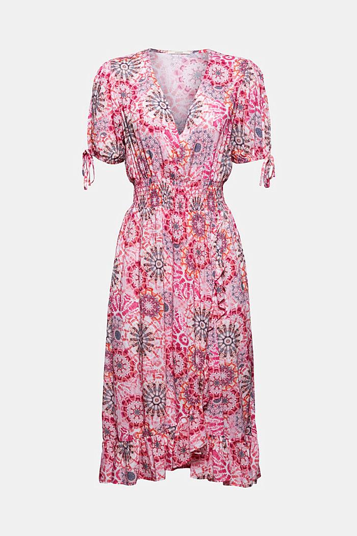 Kleid im Batik-Look aus LENZING™ ECOVERO™