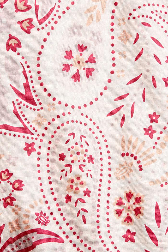 Nachthemd aus LENZING™ ECOVERO™, LIGHT PINK, detail image number 4