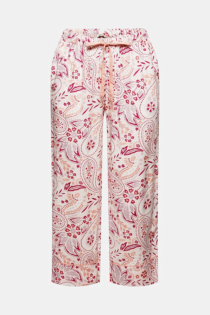 Cropped pyjamabroek van LENZING™ ECOVERO™