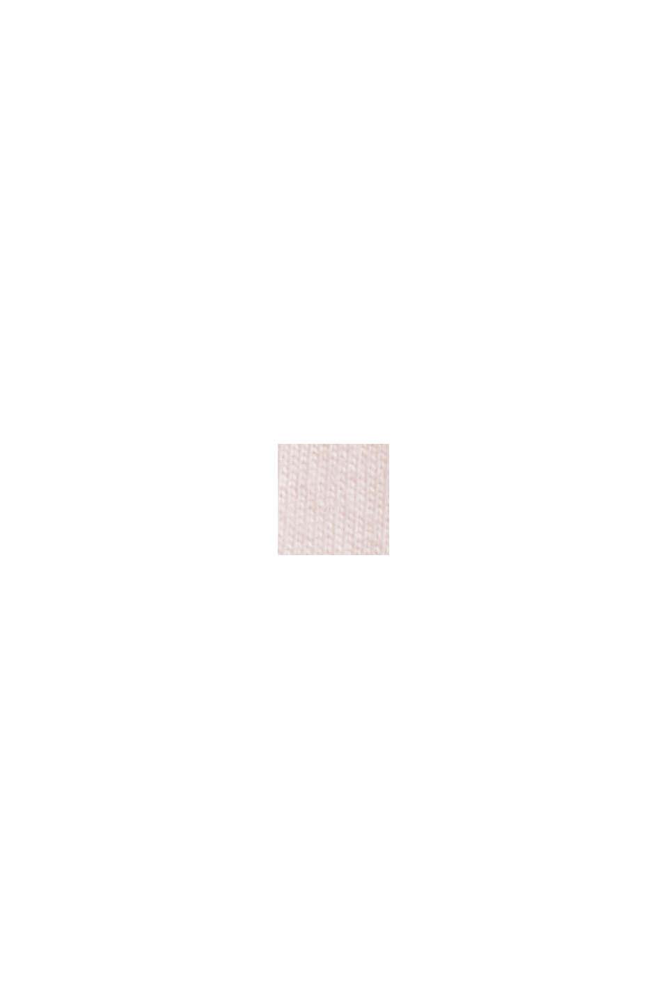 Jersey-Nachthemd aus 100% Organic Cotton, LIGHT PINK, swatch