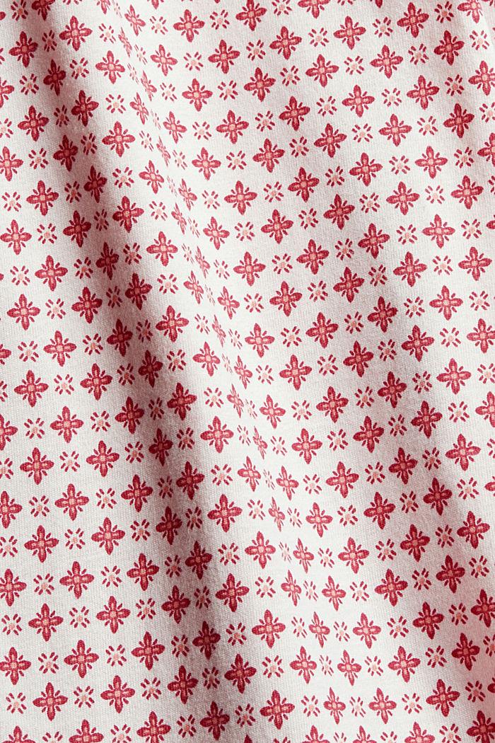 Jersey-Pyjamahose aus Organic Cotton, LIGHT PINK, detail image number 4
