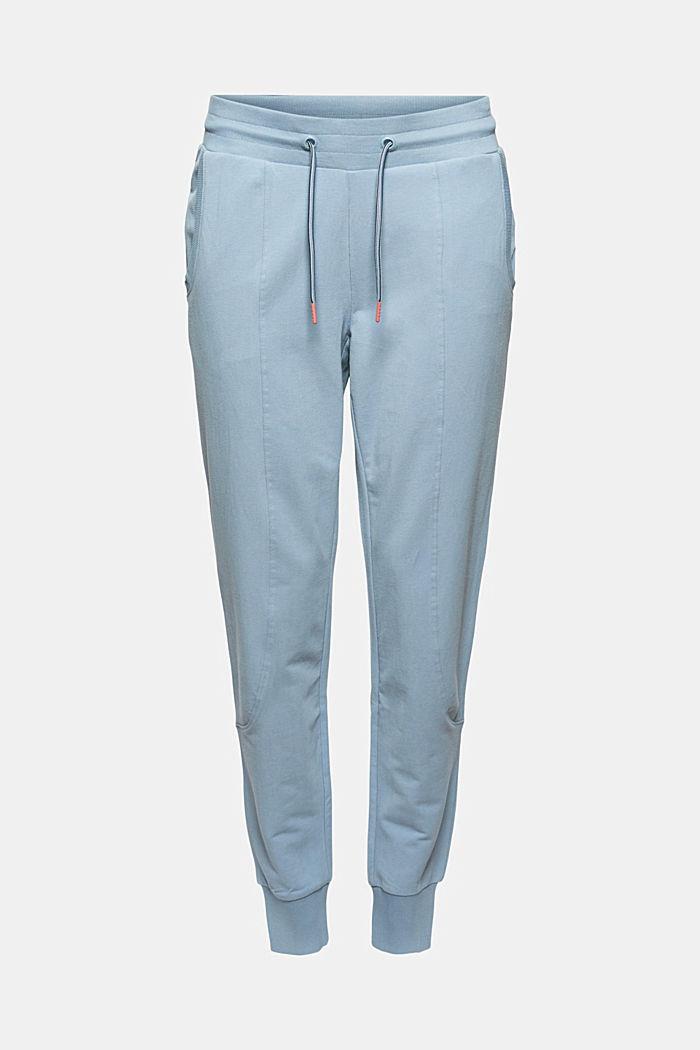 Pantalón jogging de algodón ecológico con componente elástico