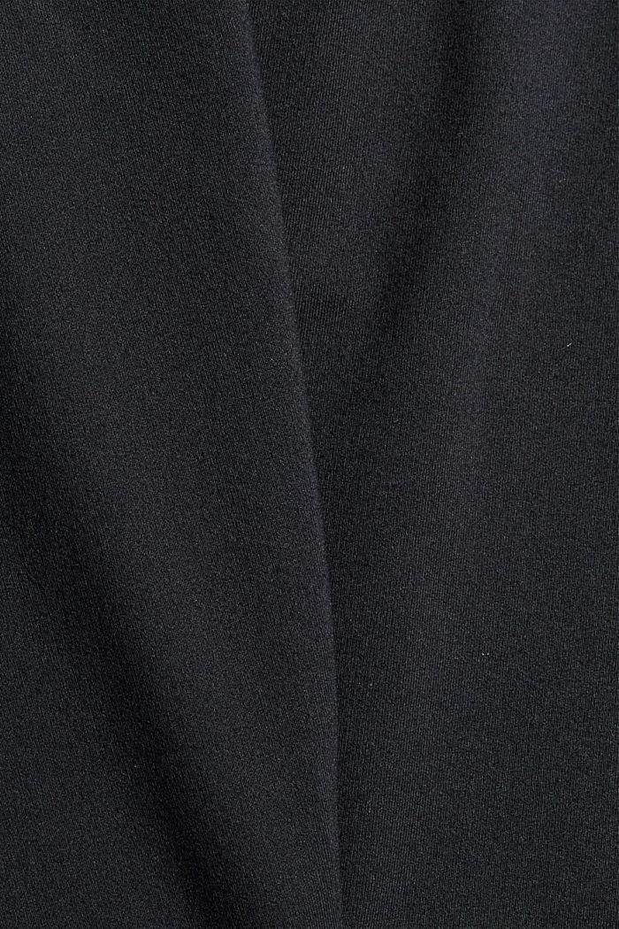 Active-Leggings mit verstecker Tasche, BLACK, detail image number 4