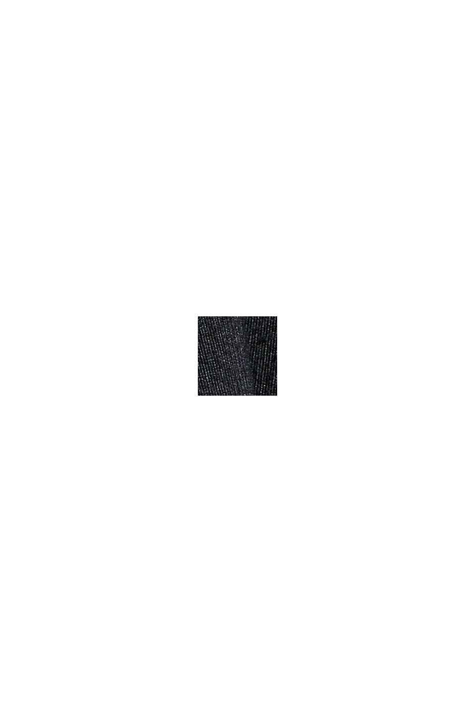 Leggings deportivos con bolsillos ocultos, BLACK, swatch
