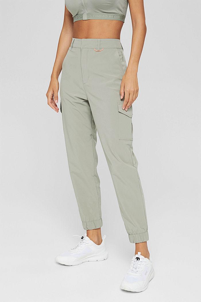 Pantalon à séchage rapide et quadri-extensible, LIGHT KHAKI, detail image number 0