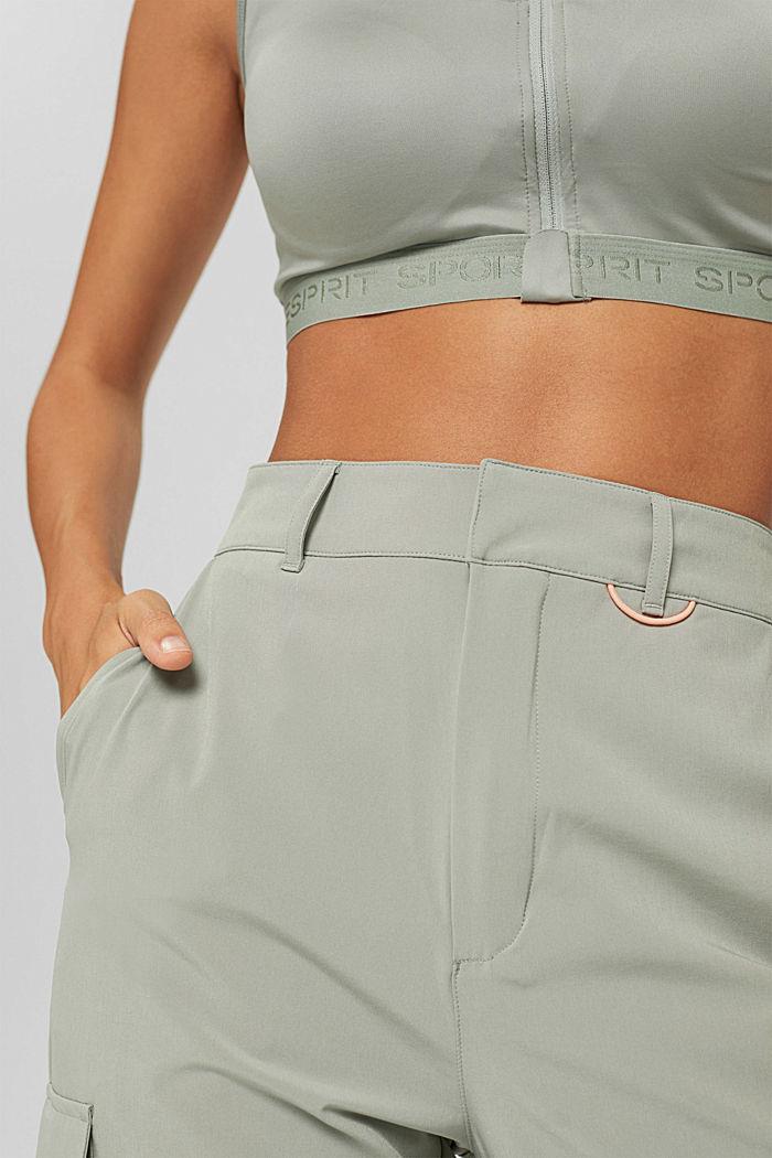 Pantalon à séchage rapide et quadri-extensible, LIGHT KHAKI, detail image number 2
