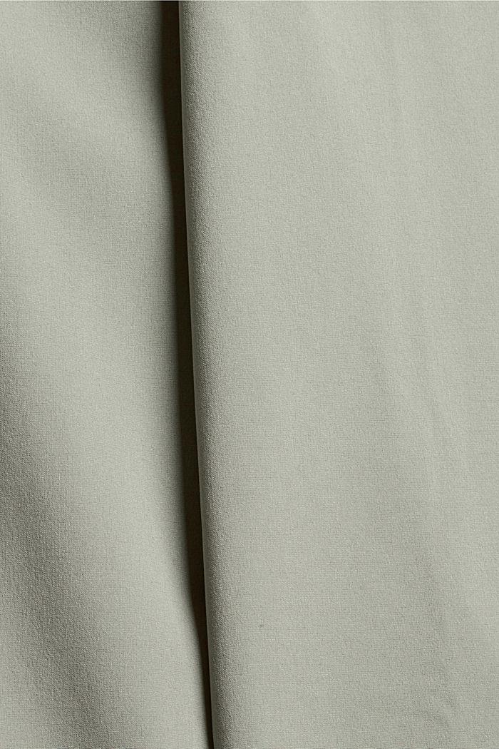 Pantalon à séchage rapide et quadri-extensible, LIGHT KHAKI, detail image number 4