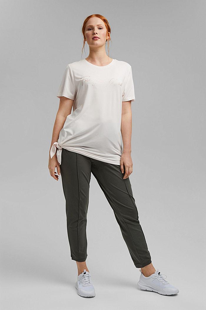 CURVY T shirt van biologisch katoen/TENCEL™: