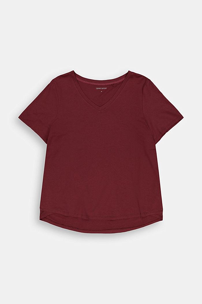 CURVY T-shirt van biologisch katoen/TENCEL™