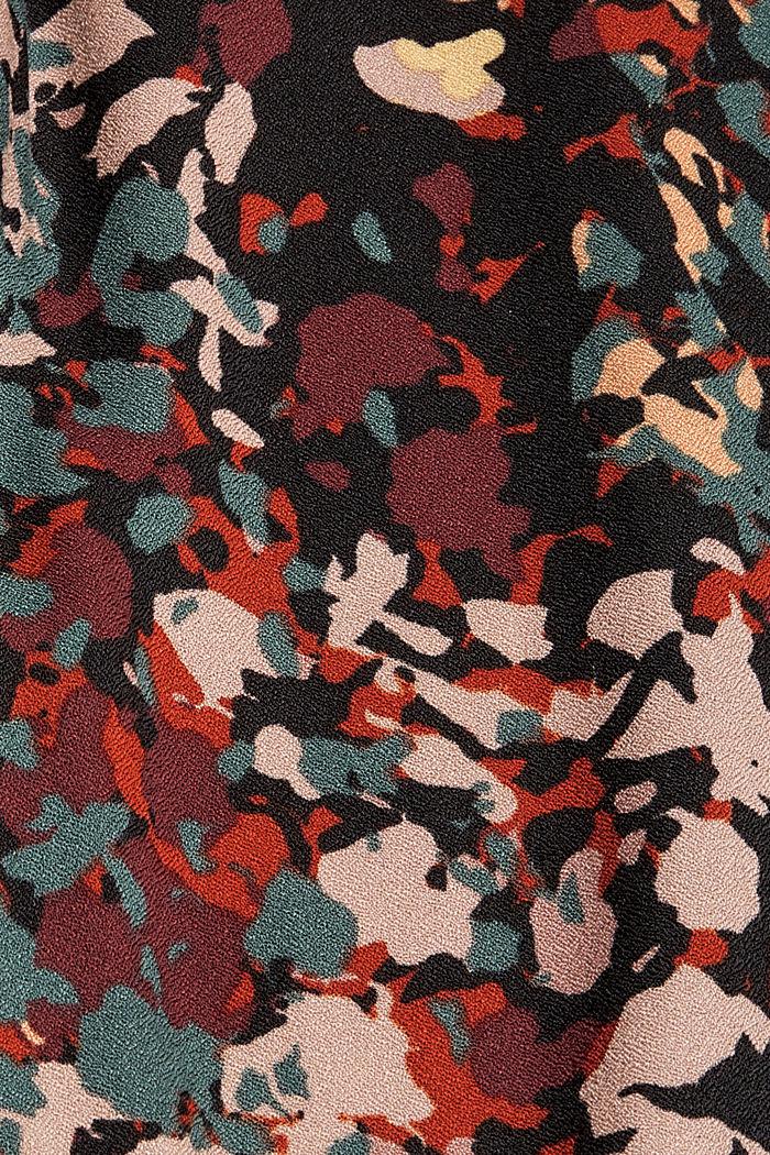 Print-Hose mit Gummibund, DARK KHAKI, detail image number 4
