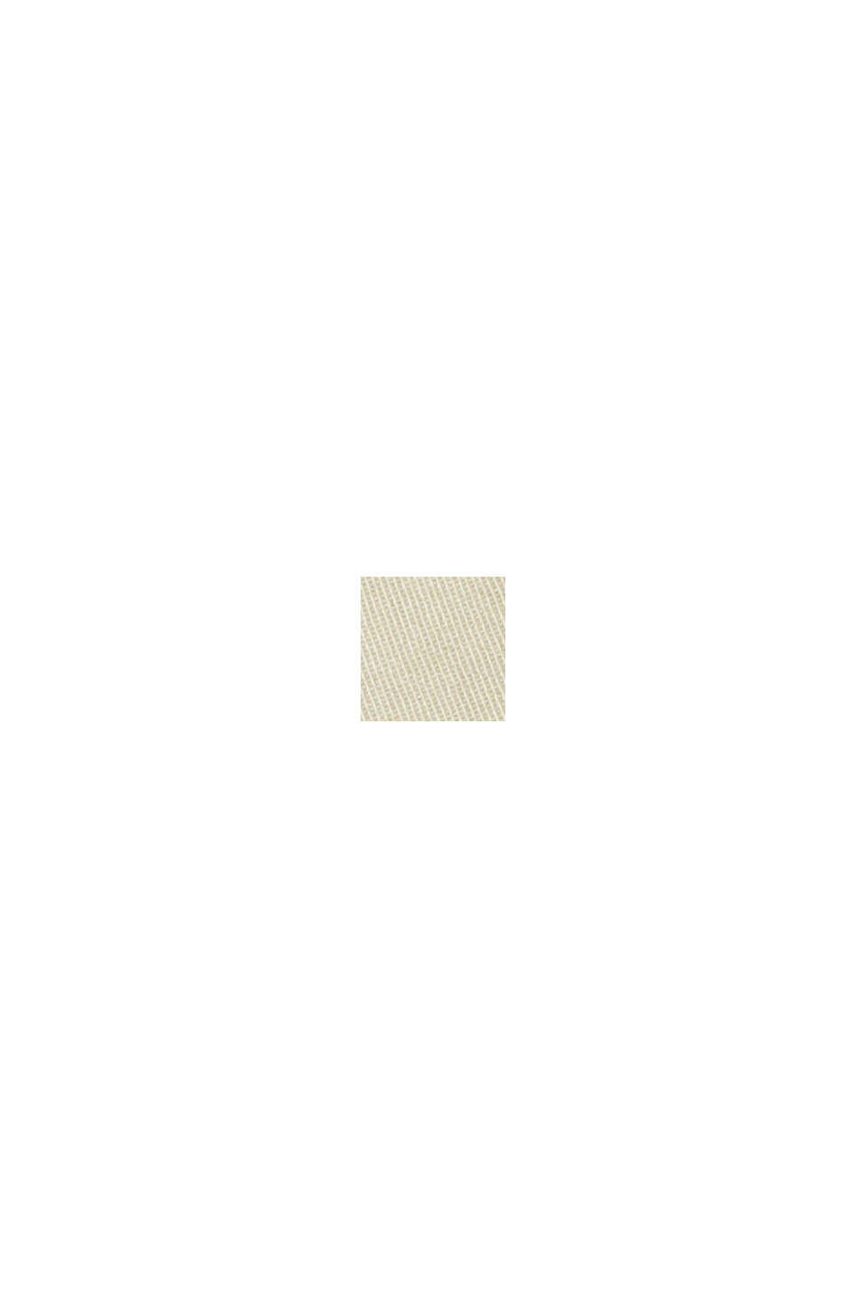 EarthColors® chino met biologisch katoen, DUSTY GREEN, swatch