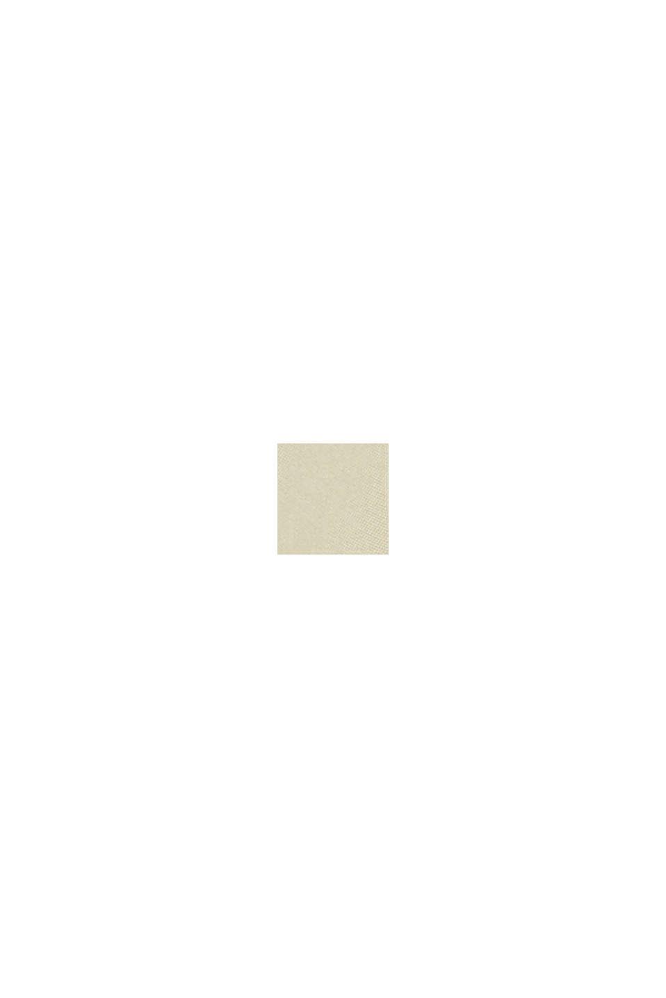 EarthColors® blouse van 100% katoen, DUSTY GREEN, swatch