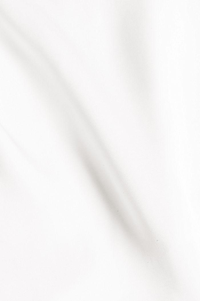 Hemdbluse mit LENZING™ ECOVERO™, OFF WHITE, detail image number 4