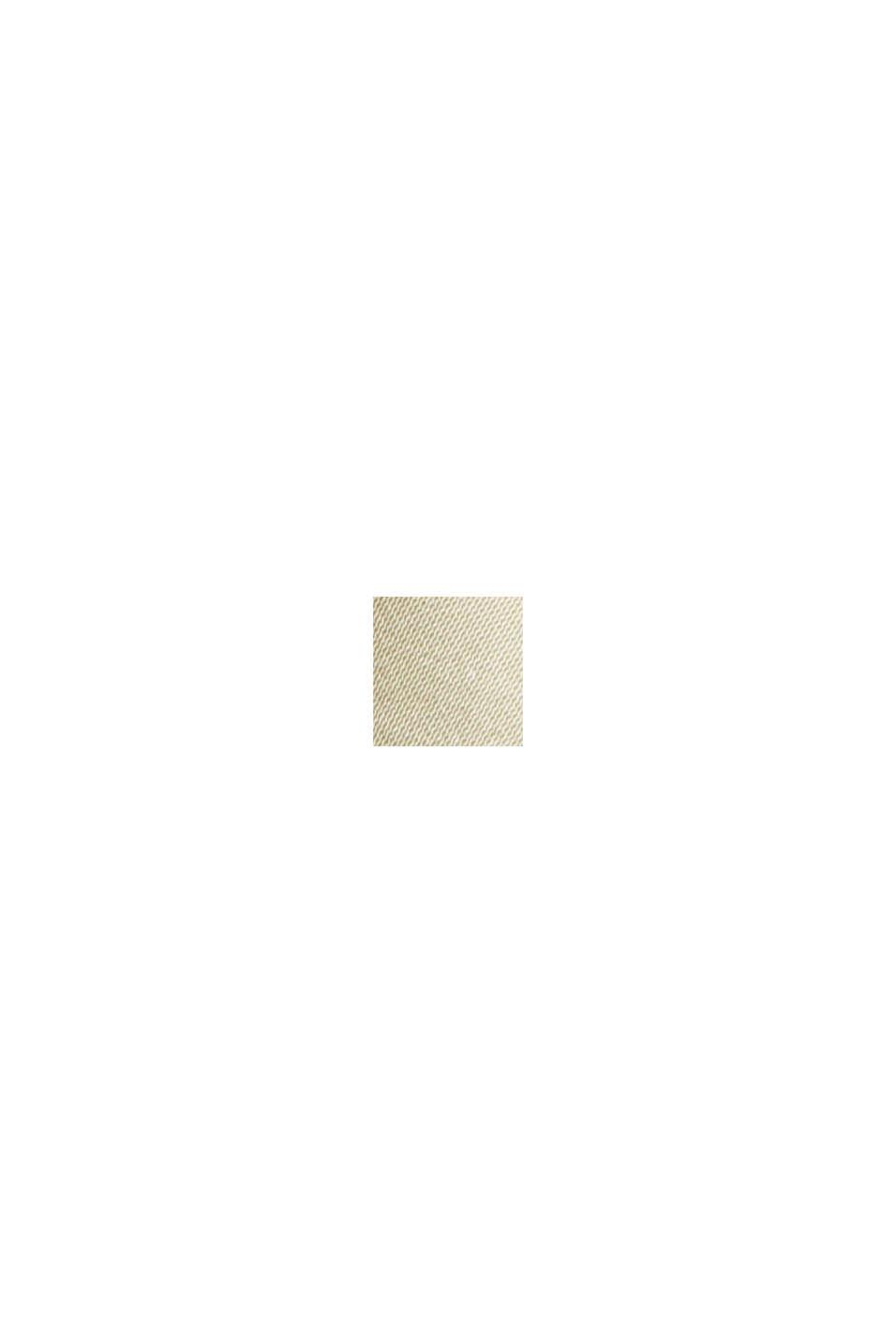 Overhemdblouse met LENZING™ ECOVERO™, DUSTY GREEN, swatch