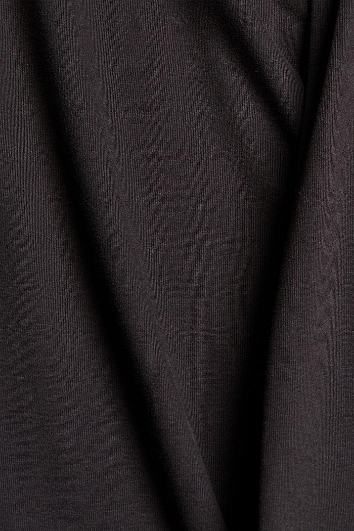 Jersey-Jogginghose mit TENCEL™, DARK GREY, detail image number 4