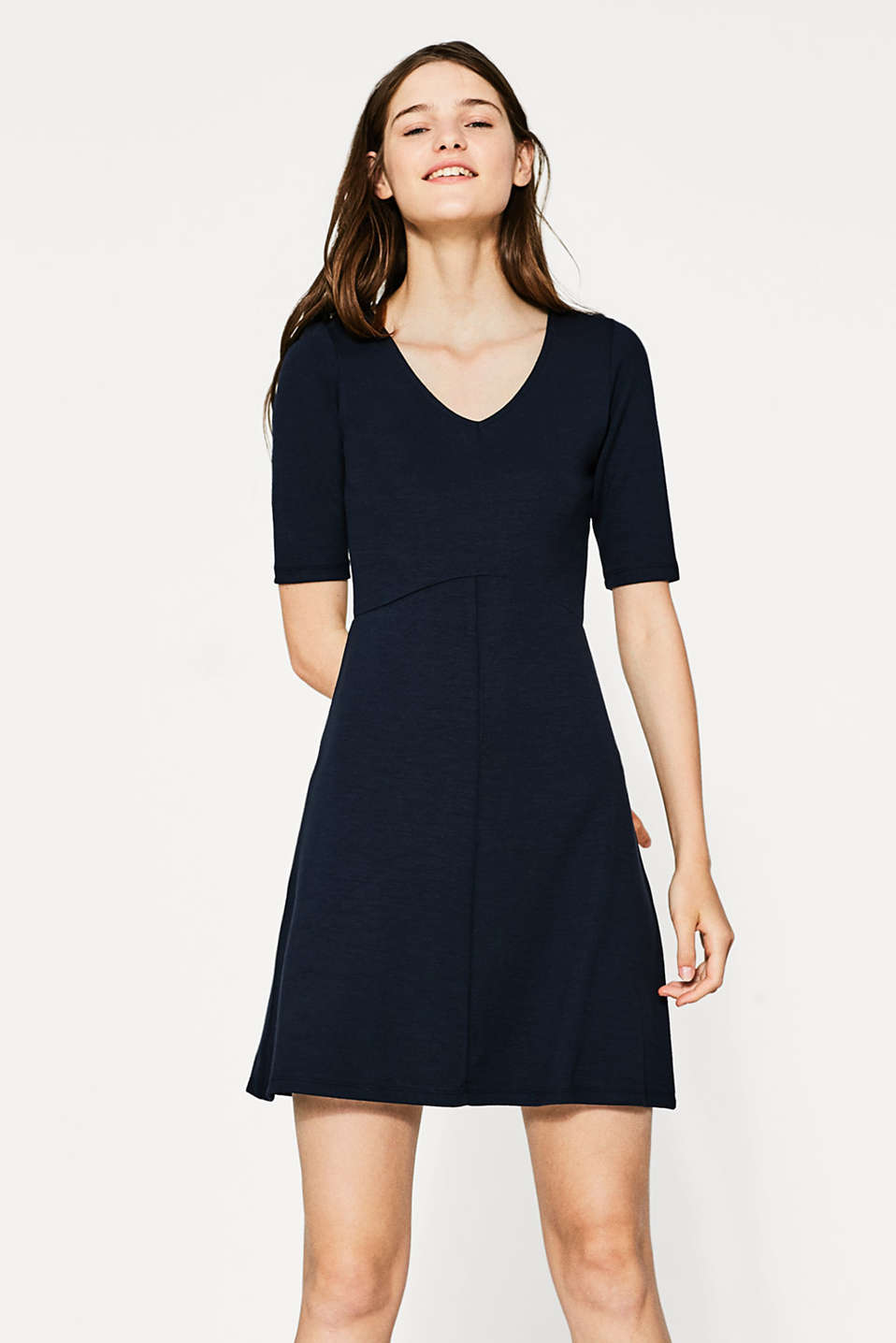 edc - Exquisite stretch jersey dress