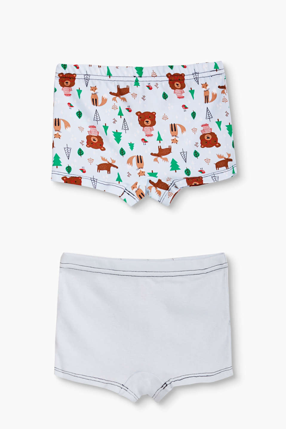 Double pack of boxer shorts