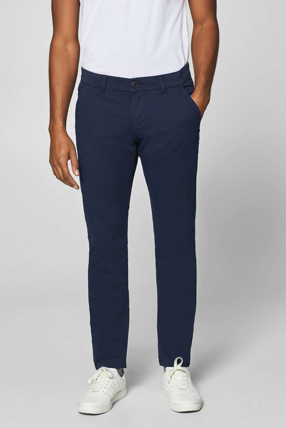 edc - Stretch cotton chinos