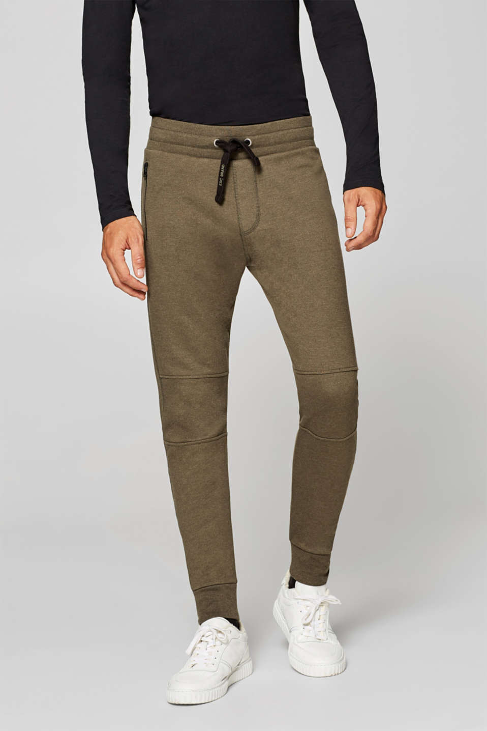 edc - Tracksuit bottoms with contrasting details