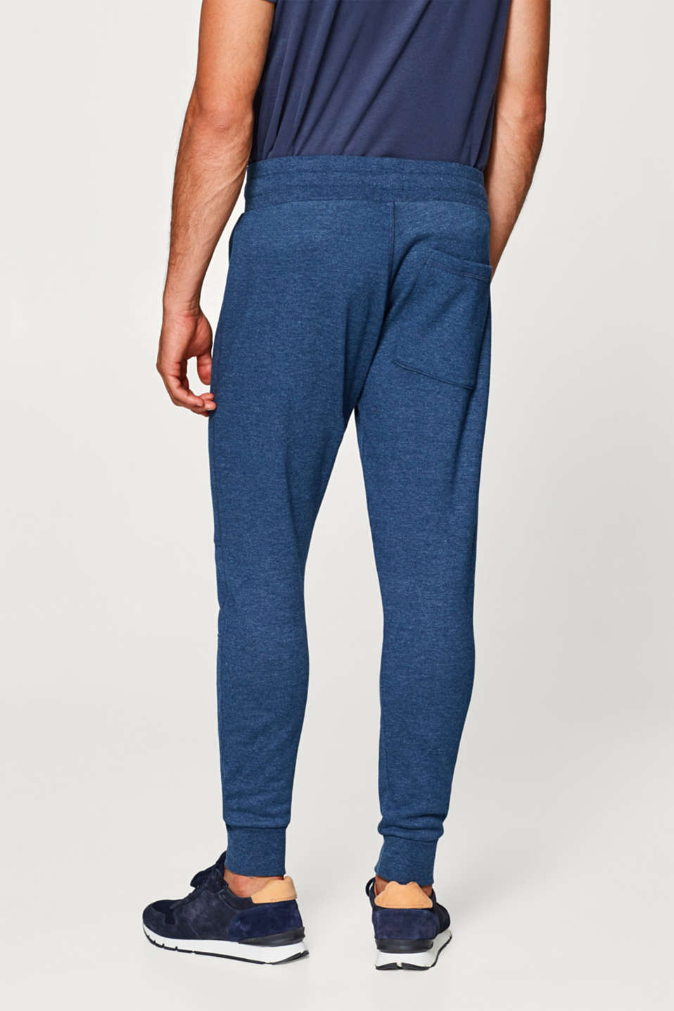 Sweat tracksuit bottoms with vibrant detailing