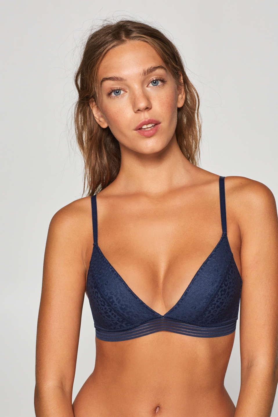 edc - Padded non-wired bra with variable straps