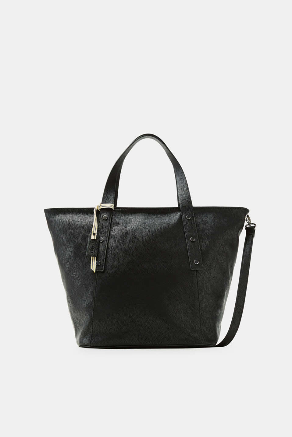 Perfect for your everyday look! The timeless and sleek design makes this tote bag a loyal companion.