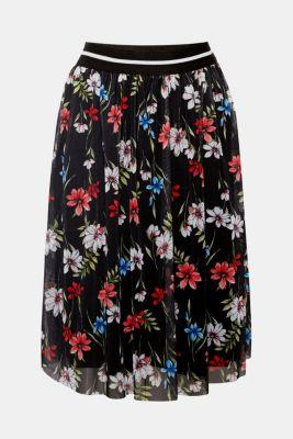3591a216b19 Esprit – Tylová sukně v midi délce v našem on-line shopu