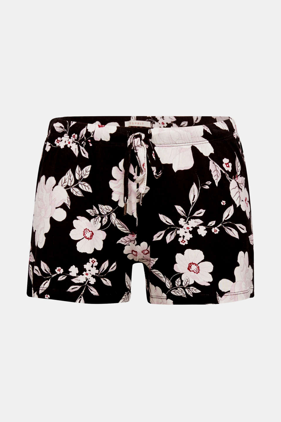 Your new fave for chilling out in! Dreams, relaxing and an all-round feeling of well-being beckon when you slip into these snug, comfy and stretchy trousers with a romantic floral print.