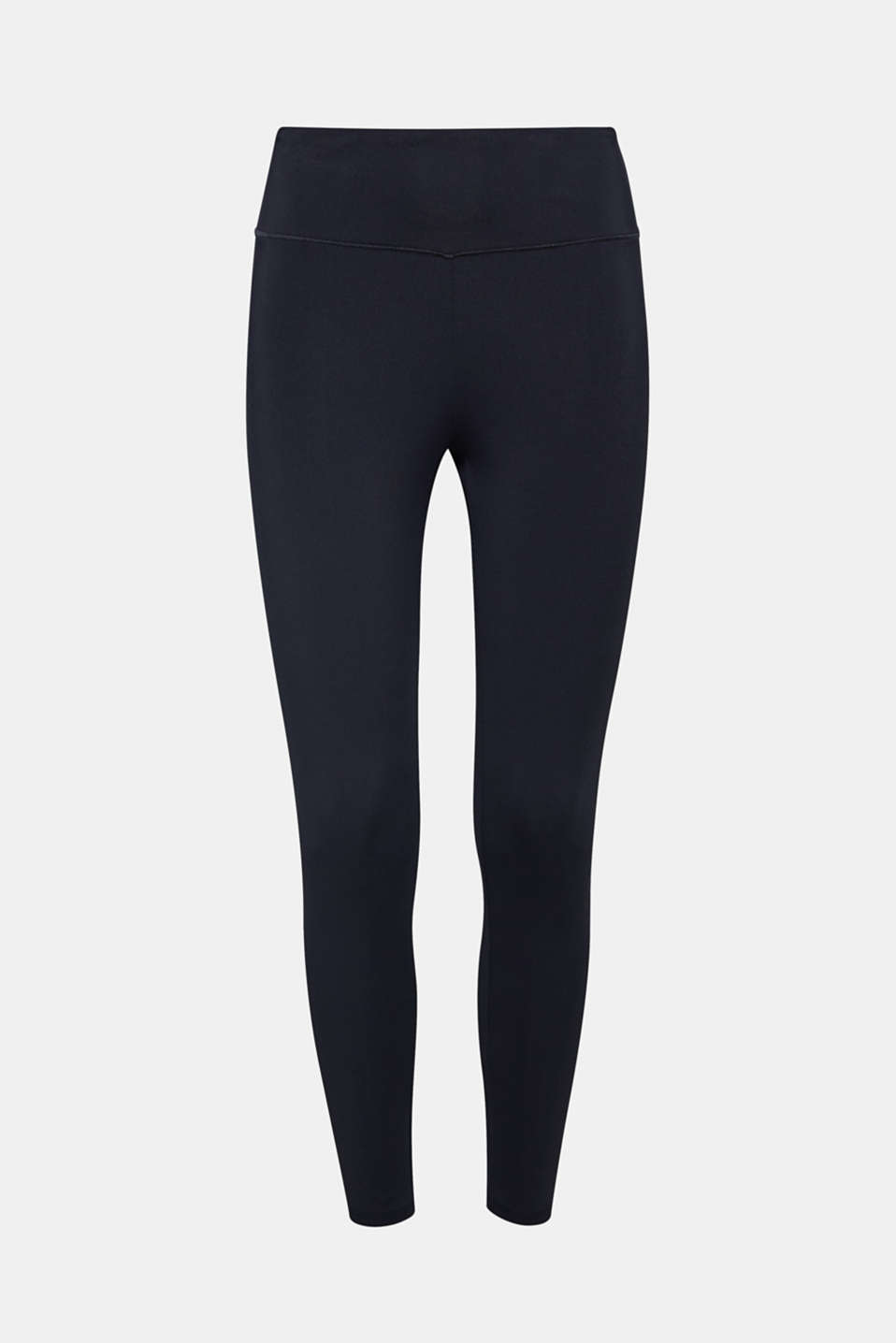 The reflective logo print and functional fabric make these trousers a must-have for sport freaks!