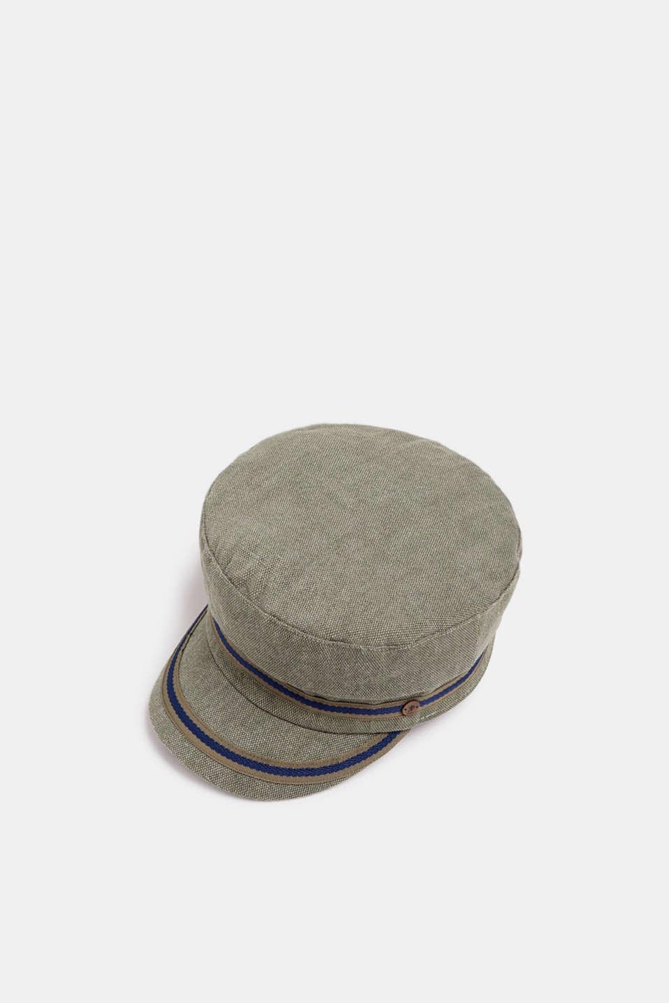 Hats/Caps, LIGHT KHAKI, detail image number 0