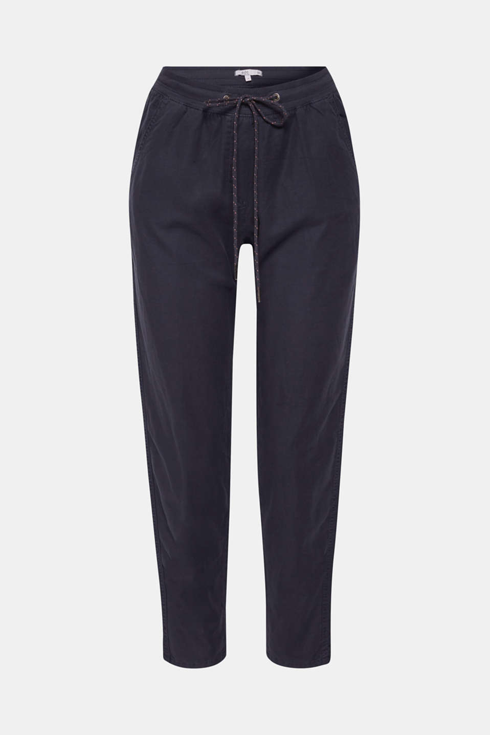 Pants woven, NAVY, detail image number 7