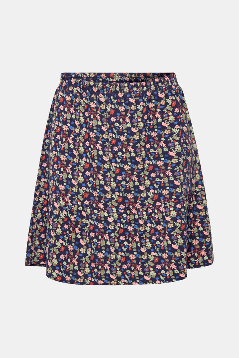 Skirts knitted, NAVY 2, detail image number 7