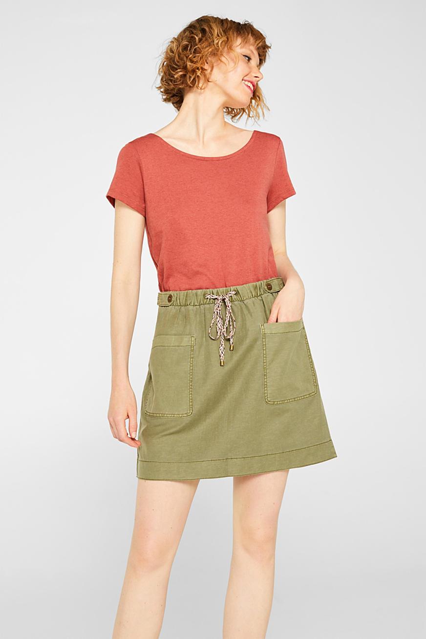 Esprit mini nederdele til damer i Esprits Online Shop