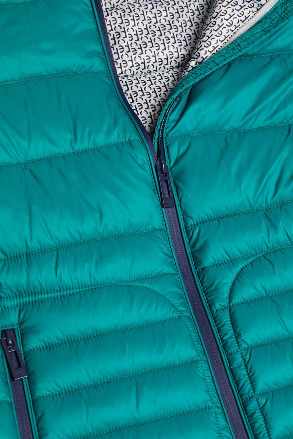 Quilted jacket with 3M™ Thinsulate™ filling, EMERALD GREEN, detail image number 4