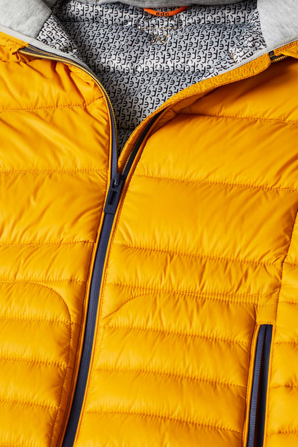 Jackets outdoor woven, SUNFLOWER YELLOW, detail image number 4