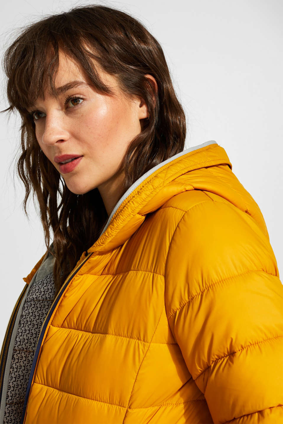 Jackets outdoor woven, SUNFLOWER YELLOW, detail image number 7