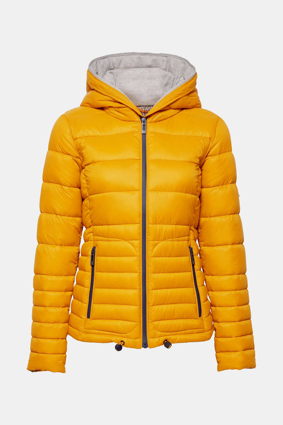 Jackets outdoor woven, SUNFLOWER YELLOW, detail image number 8