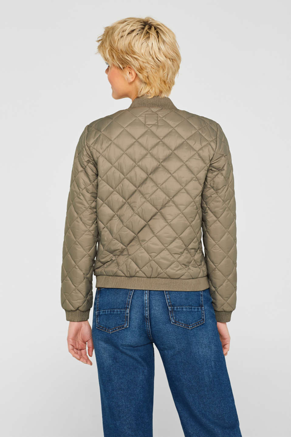 Jackets outdoor woven, LIGHT KHAKI, detail image number 2