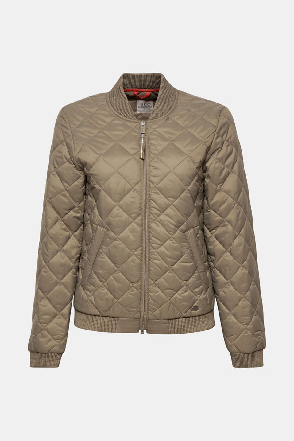 Jackets outdoor woven, LIGHT KHAKI, detail image number 7