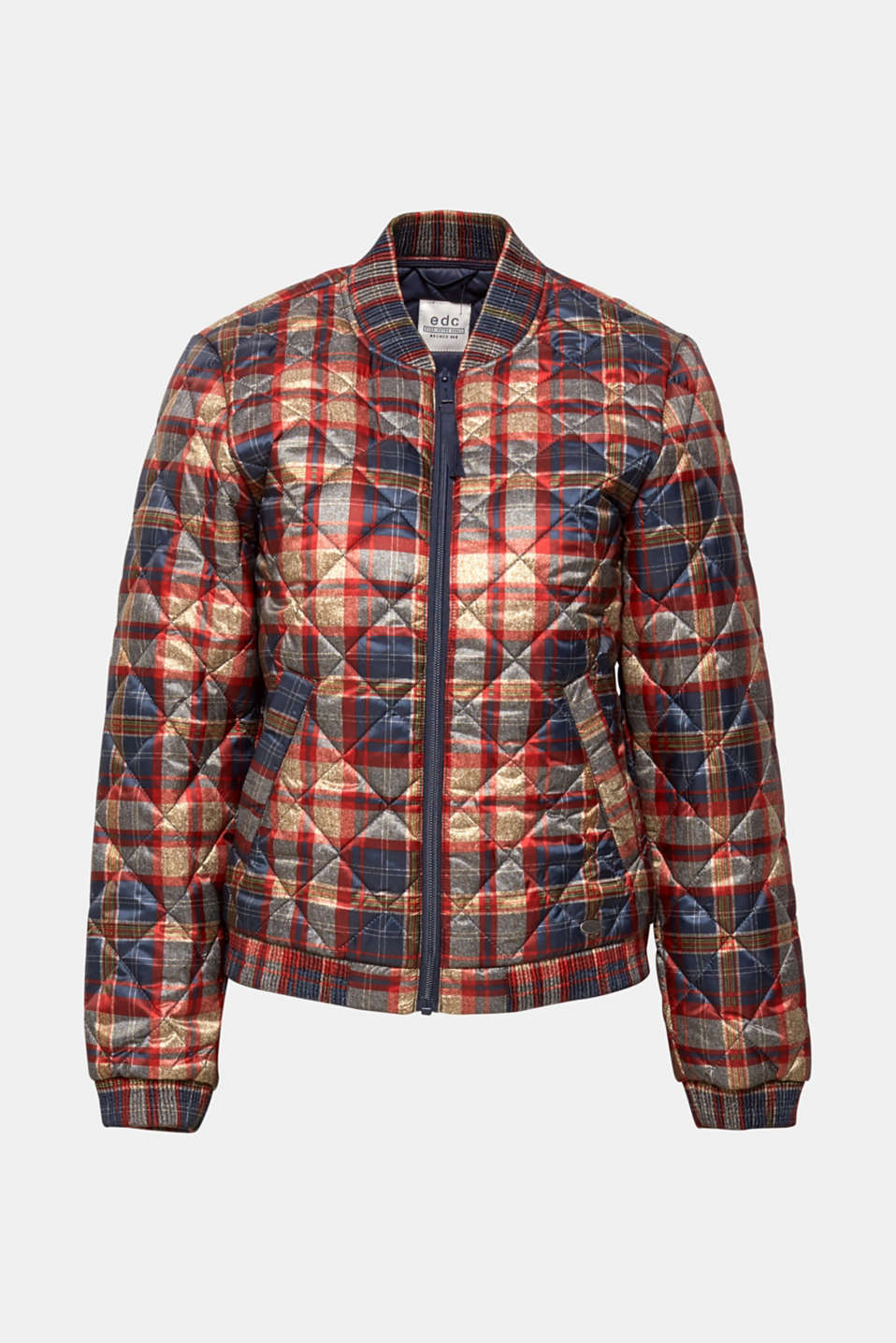 Jackets outdoor woven, DARK RED, detail image number 8