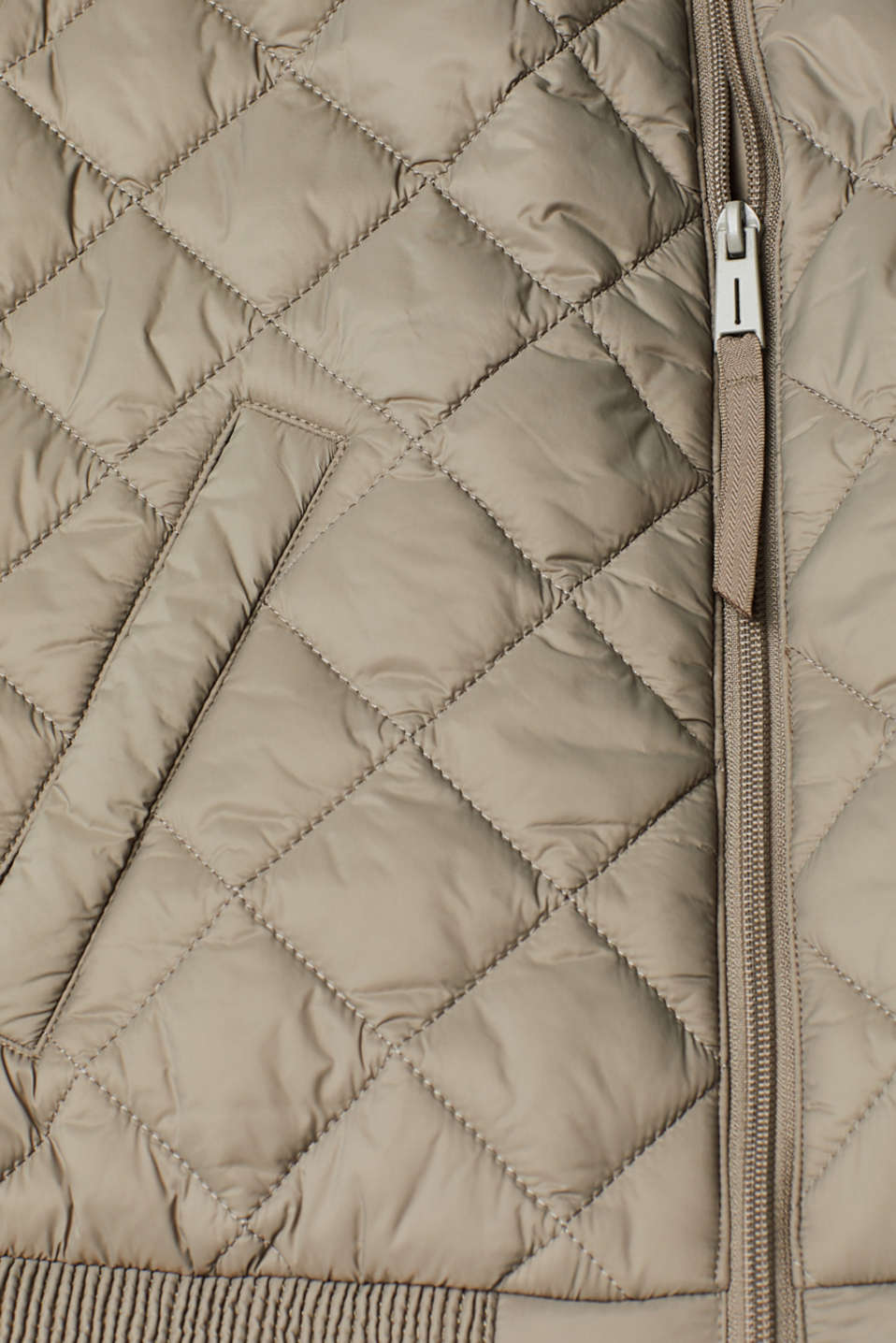 Vests outdoor woven, LIGHT KHAKI, detail image number 4