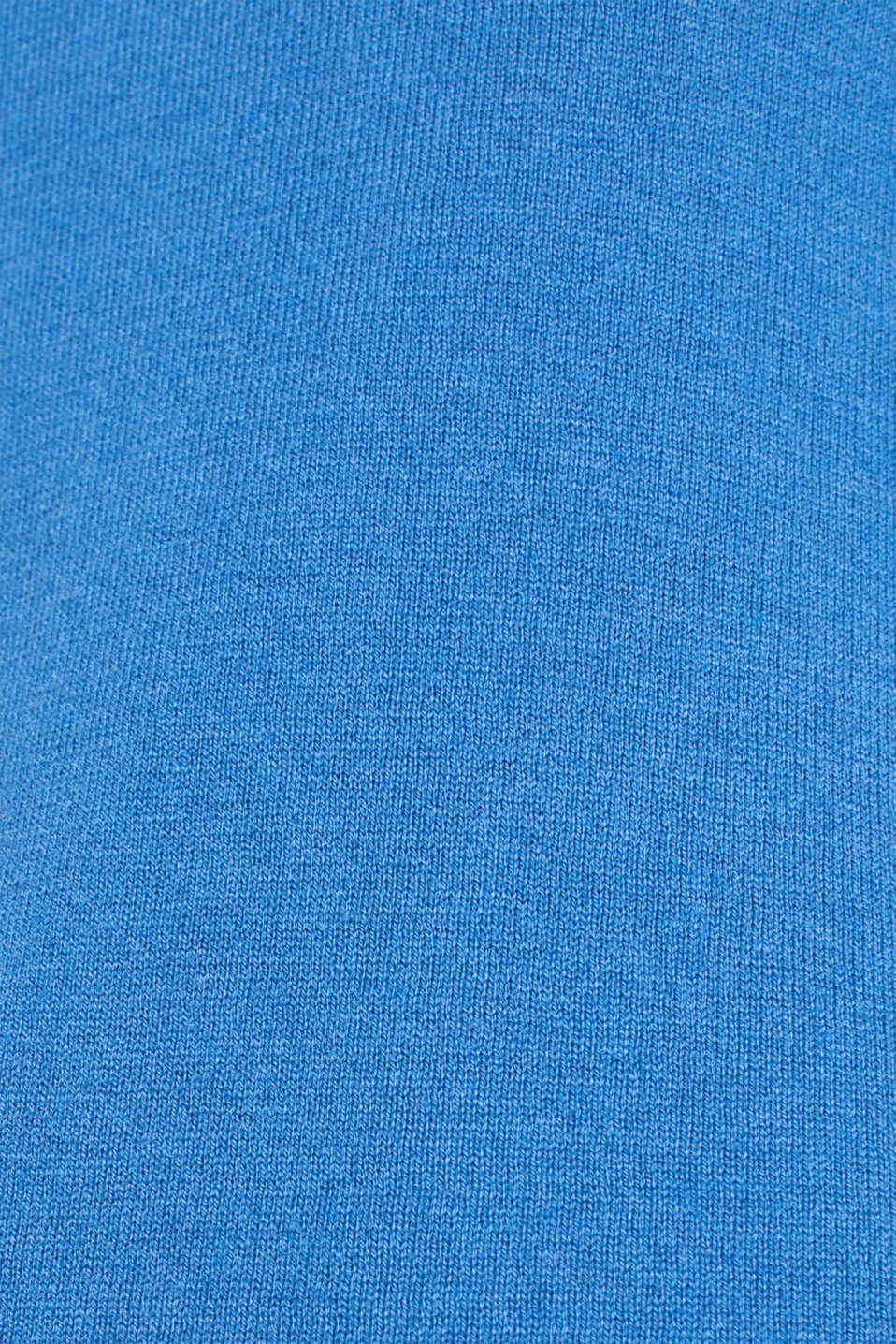 Sweaters, BRIGHT BLUE, detail image number 4