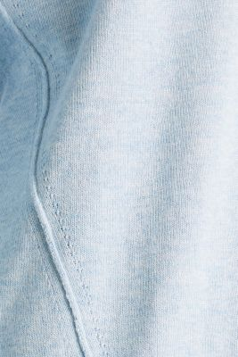 Jumper with inside-out seams, LIGHT BLUE 5, detail