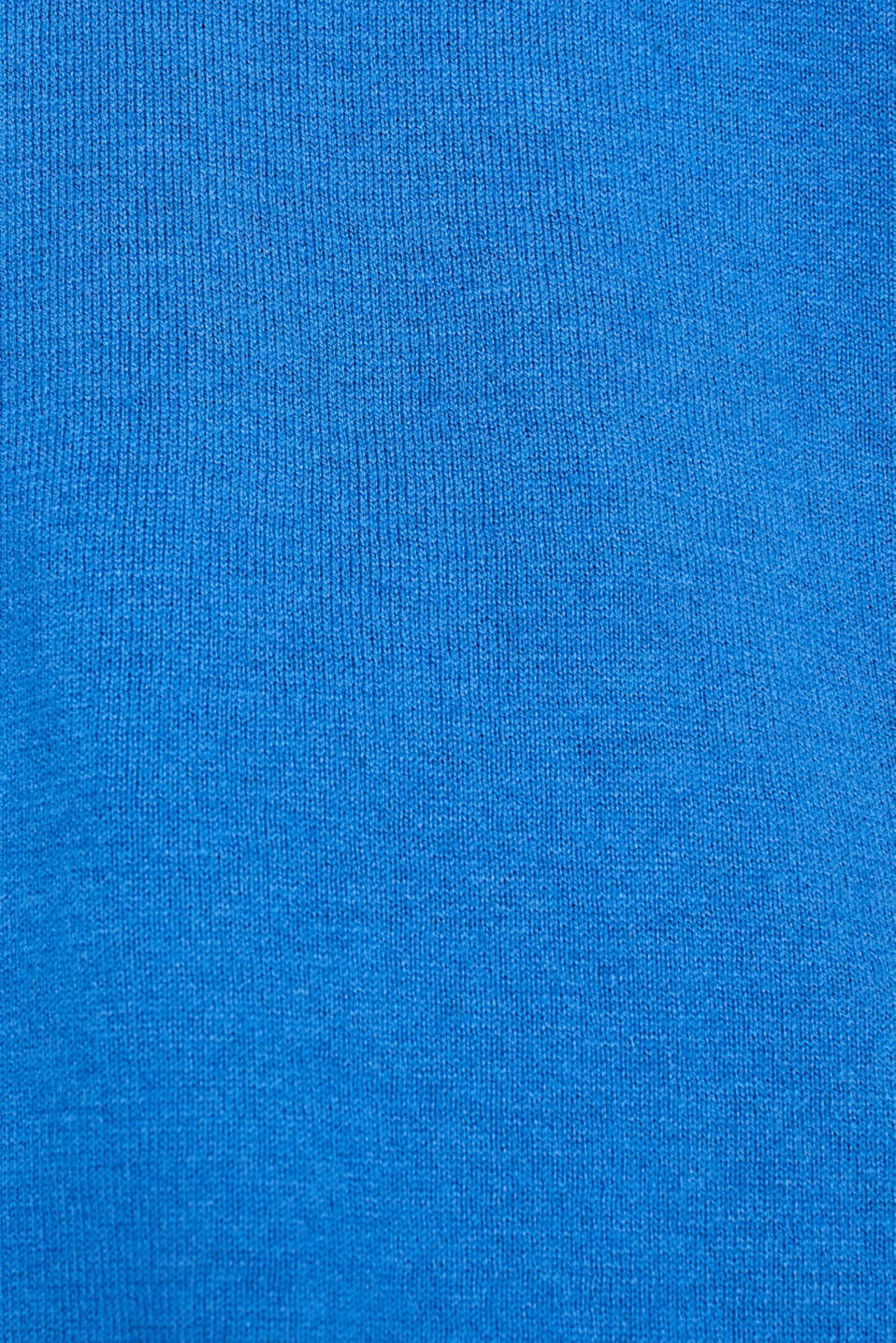 Fine knit jumper with on-trend details, BRIGHT BLUE, detail image number 4