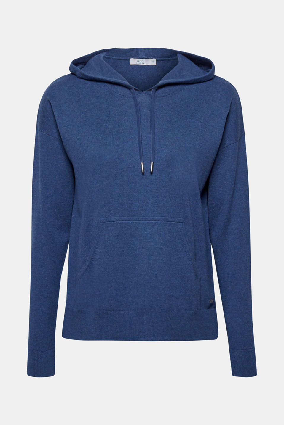 Sweaters, DARK BLUE 5, detail image number 5
