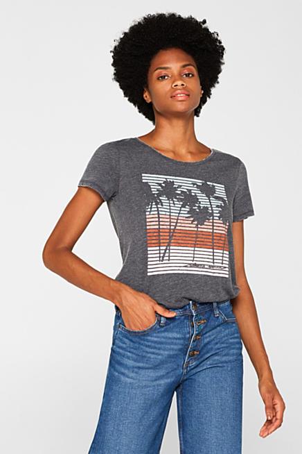18f4d67aa8ef2 Esprit : T-shirts femme sur notre boutique en ligne | ESPRIT
