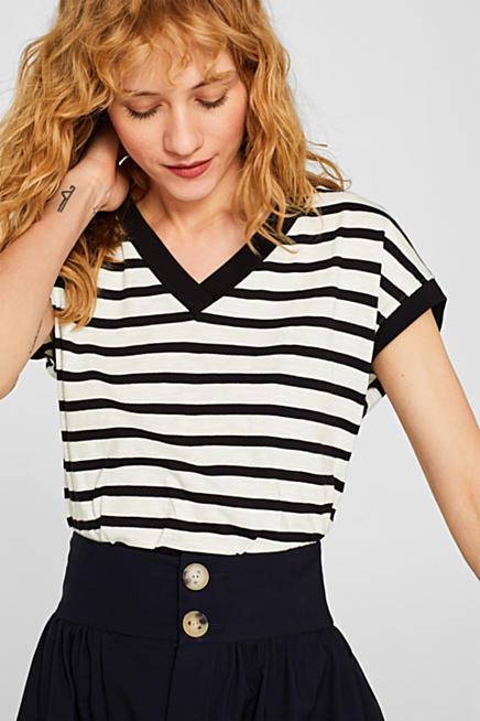 3c6e1f8c48 Slub T-shirt with organic cotton, 100% cotton