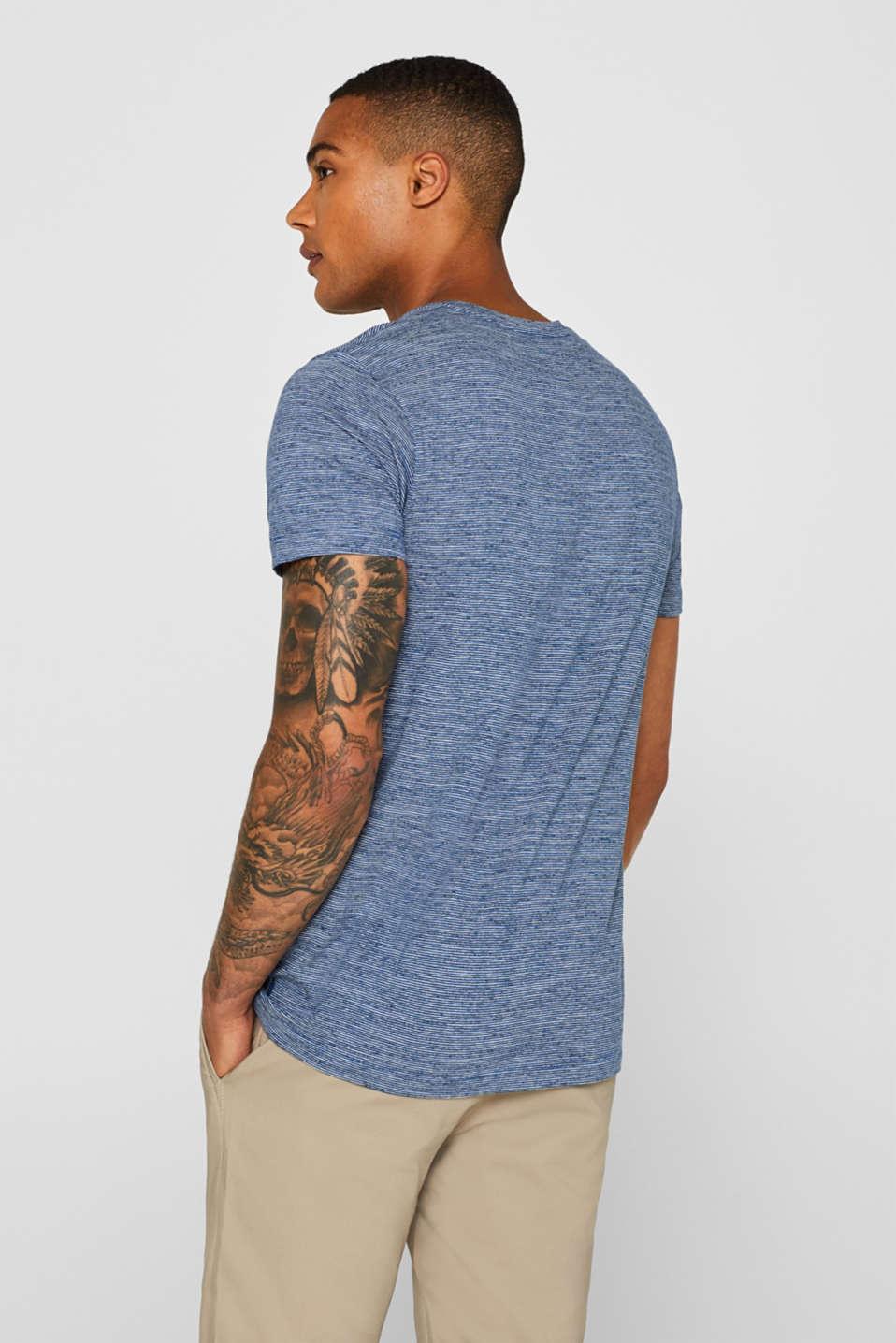T-Shirts, BLUE, detail image number 3