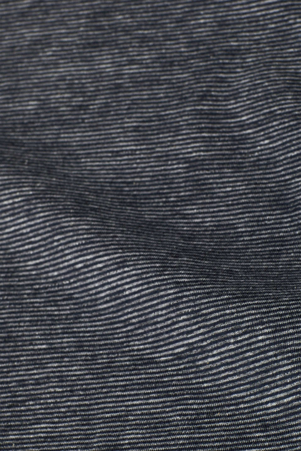 Striped jersey T-shirt with breast pocket, NAVY, detail image number 4
