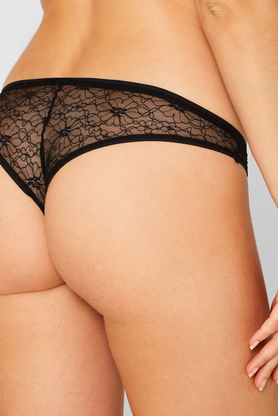 Bottoms, CORAL RED, detail image number 3